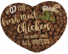 7Rescue Pet Food Fresh Meat Chicken Adult